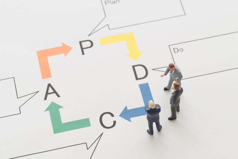 就活を始めると耳にすることが増える言葉「PDCAサイクル」とは?