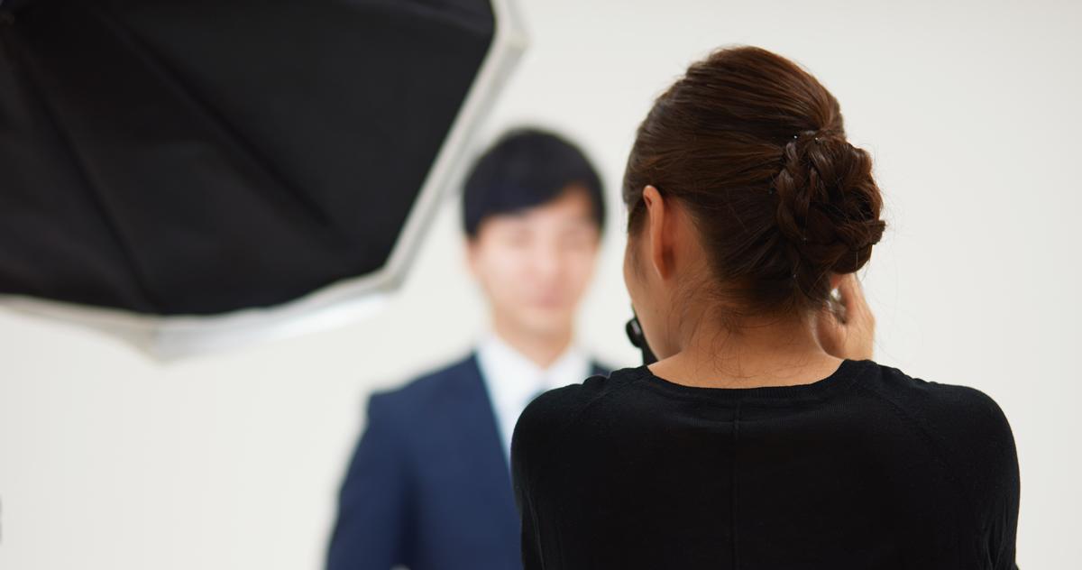 就活証明写真における服装(スーツ)、髪型、表情のおすすめポイント