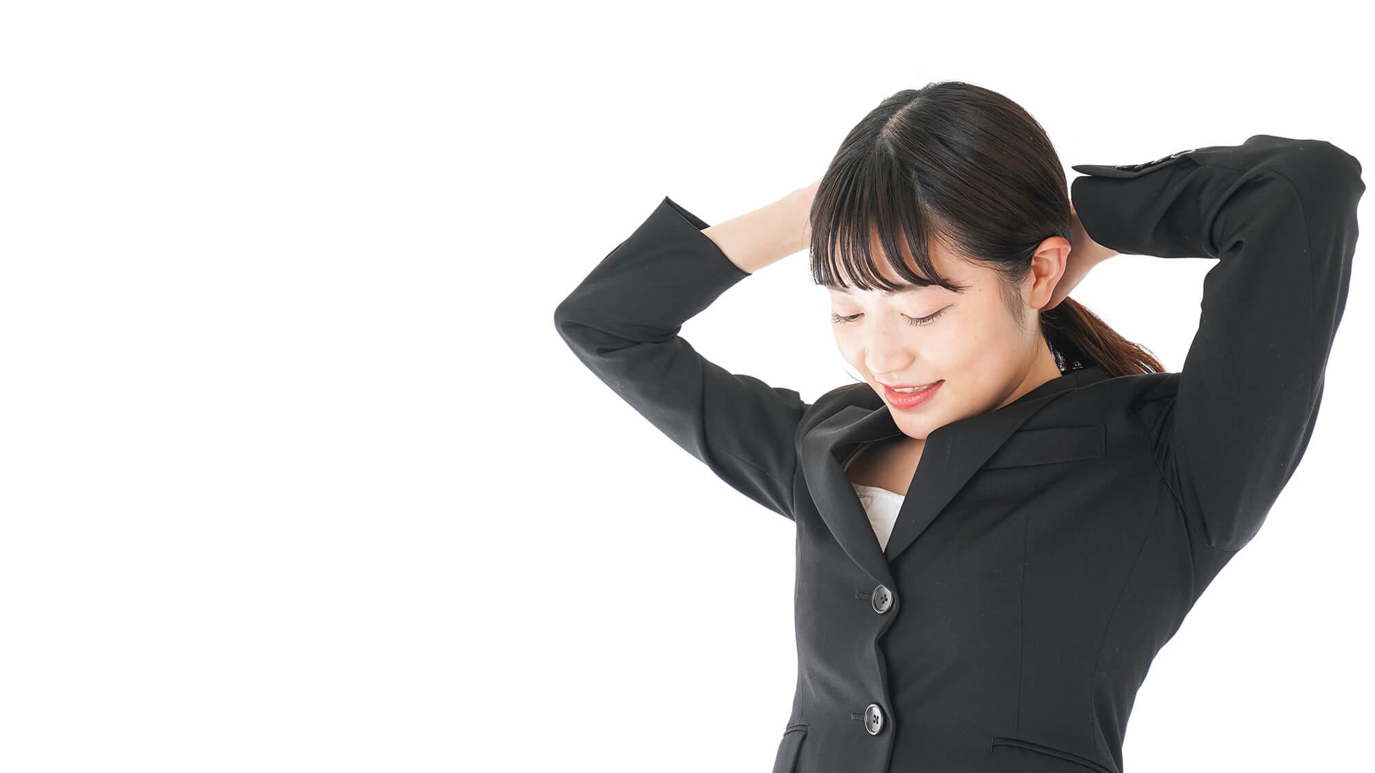 【プロのヘアメイク監修】顔の形に合った就活用ヘアスタイルの選び方(女性編)